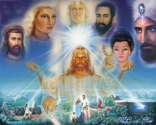 Image result for walks in grace with the ascended masters