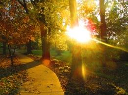 A Fall Day Walk - Photo by PocahontasBrandy.