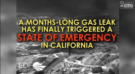 Erin Brockovich Takes Action On The Californian Methane Gas Leak Leak-728x400