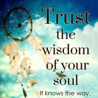 Wes Annac ~ The Teachers Speak Trust-yourself