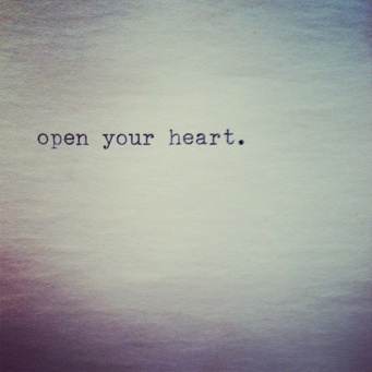 open-your-heart