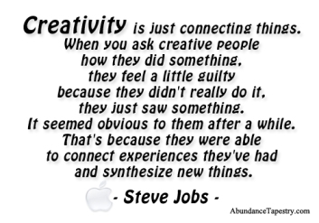 creativitystevejobs