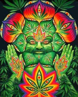Cannabis: An Outlawed Sacrament – 3 Parts  Third-eye-cannabis