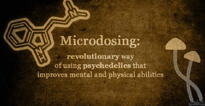 Microdosing With Psychedelics Boosts Your Overall Productivity, Study Reveals
