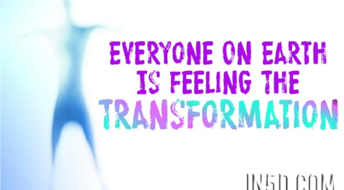 Everyone On Earth Is Feeling The Transformation Adfhafaf1111
