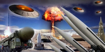 Image result for UFOs disabling nuclear weapons
