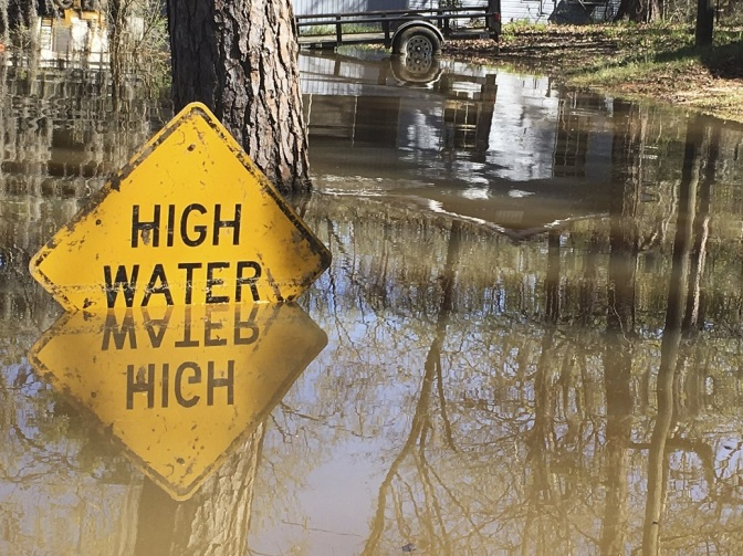 Louisiana Officials Demand That Self-Reliant Locals Stop Surviving the Flood Without Permission