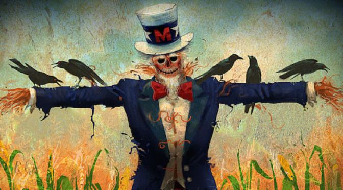 Monsanto-Scarecrow