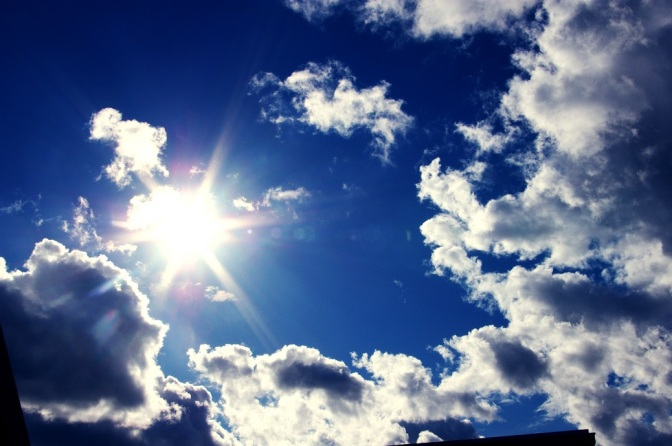 Heavenletters via Gloria Wendroff: What Can the Sun Do but Shine?