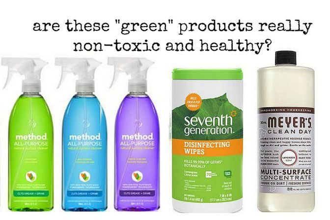 """Environmentally Friendly"" Products Can Be Seriously Unfriendly to You and the Environment"