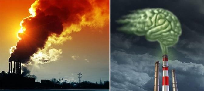 Toxic Nanoparticle Air Pollution Found in Human Brain Tissue