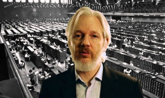 Julian Assange: This Is The REAL Reason Bernie Sanders Dropped Out Of The Race