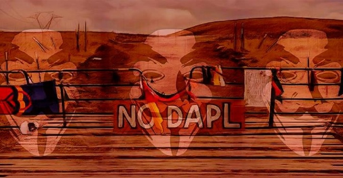 Anonymous Just Issued a Message to the North Dakota Governor Over DAPL