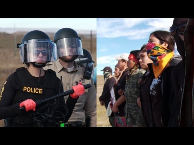 U.S. Takes A Stab At A No Fly Zone In Two Places – Syria And Standing Rock