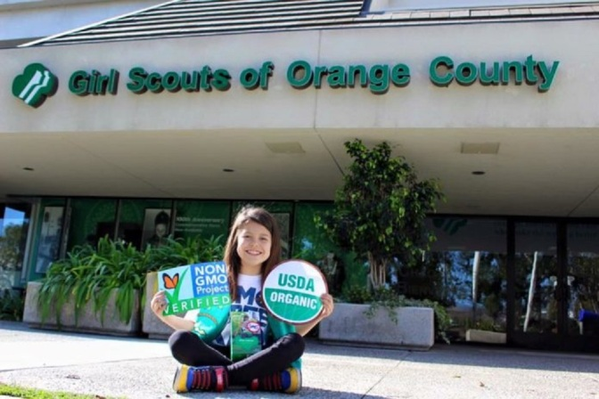 Girl Scout Cookies Announces Non-GMO Cookie, But Advocates for GMOs Overall