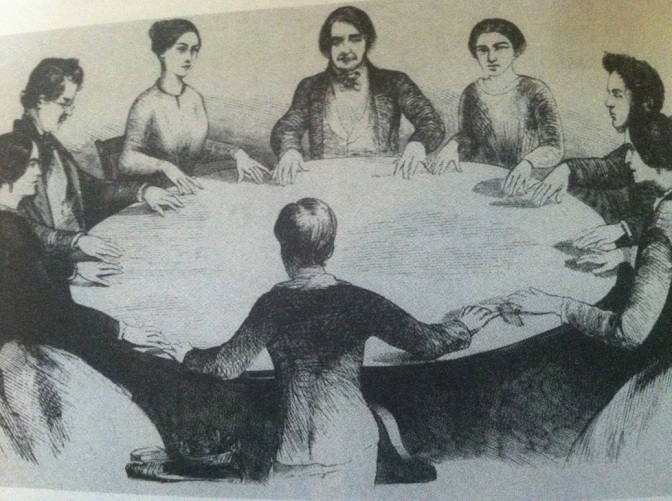 History of the Spiritualist Movement