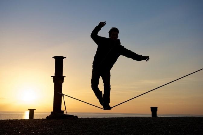 The Balanced Self