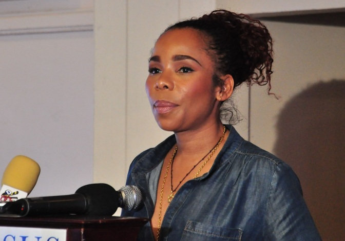 Cedella Marley: Let Go and Take Action