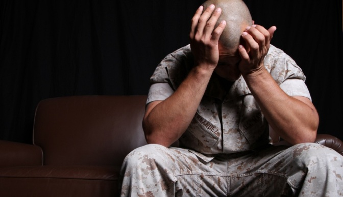 Supplement Recently Discovered to Help PTSD Better Than SSRIs