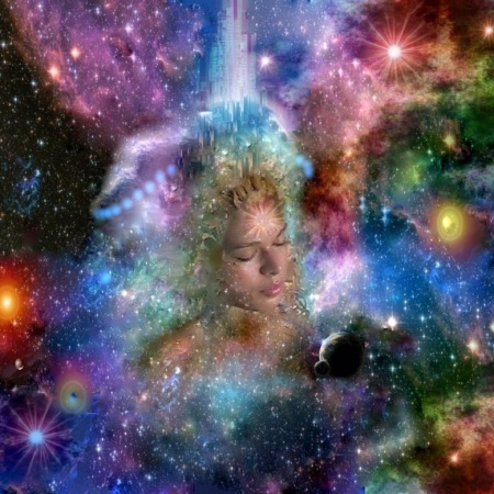 Cosmic consciousness; the Source