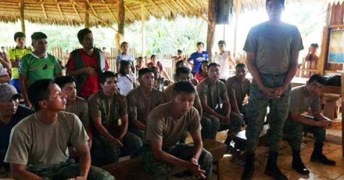 Ecuadorian Natives Detain Govt Troops as State Attempts to Give Their Land Away to Big Oil