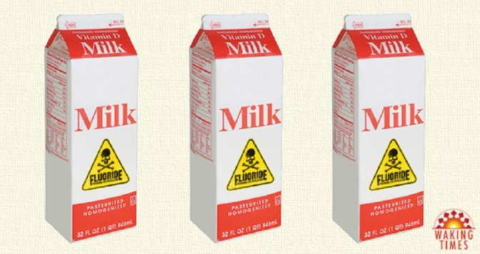 Town In England Mass Medicates School Children with Free Fluoridated Milk