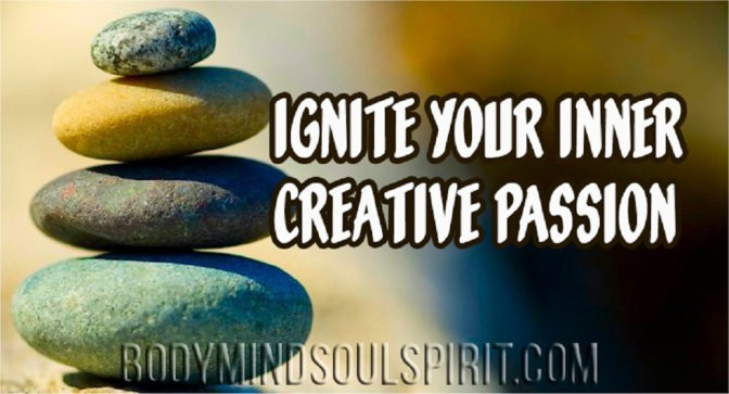 Ignite Your Inner Creative Passion