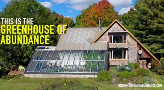 Imagine Your Own Greenhouse of Abundance
