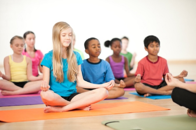 Instead of Punishment, This School Teaches Mindfulness and Yoga — With Stunning Results