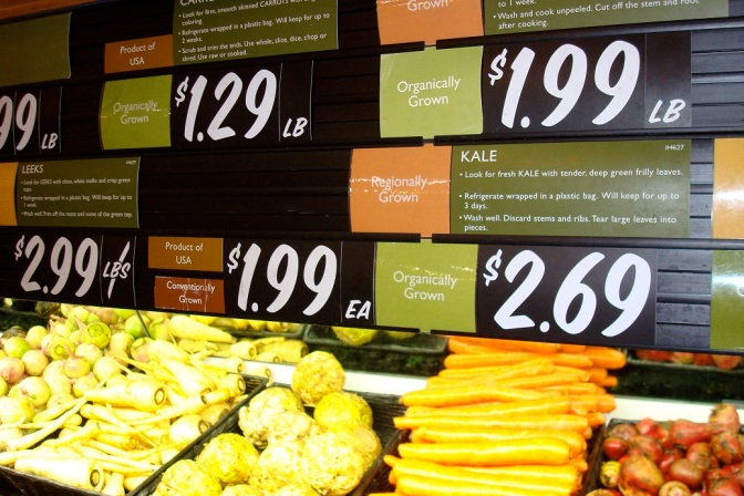 Too Many Consumers Assume Price Dictates Health Prowess of Food