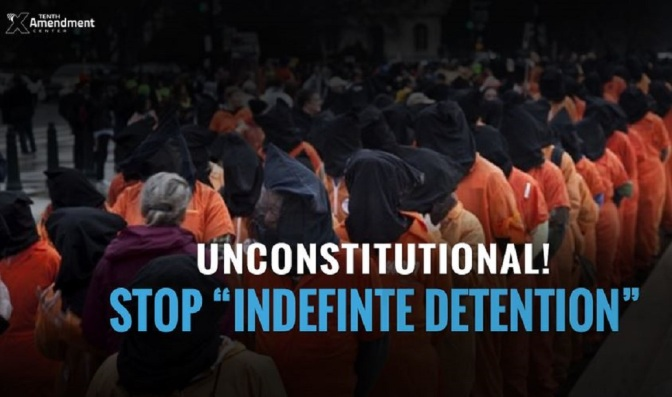 "Fifth Anniversary Of NDAA ""Indefinite Detention"""