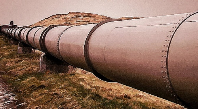 Iowa Pipeline Bursts Only Days After Trump Approved DAPL Construction 16344311_1579076255454317_513426178_n