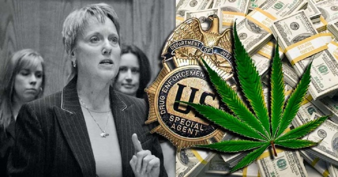 "Former DEA ""Chief Propagandist"" Says Agency Knows Cannabis Is Safe, Keeps It Illegal for Profit"
