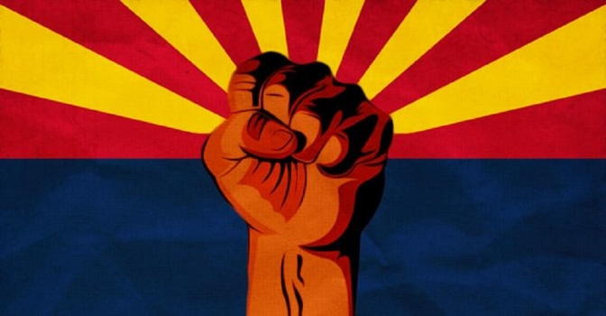 Arizona Wants to be Able to Seize the Assets of Protesters