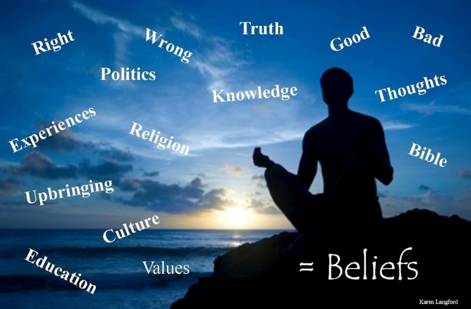 Beliefs, Ridicule, and Conditioning