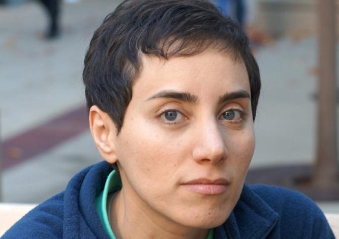 Iranian Woman Becomes First Female To Win Prestigious Mathematics Award