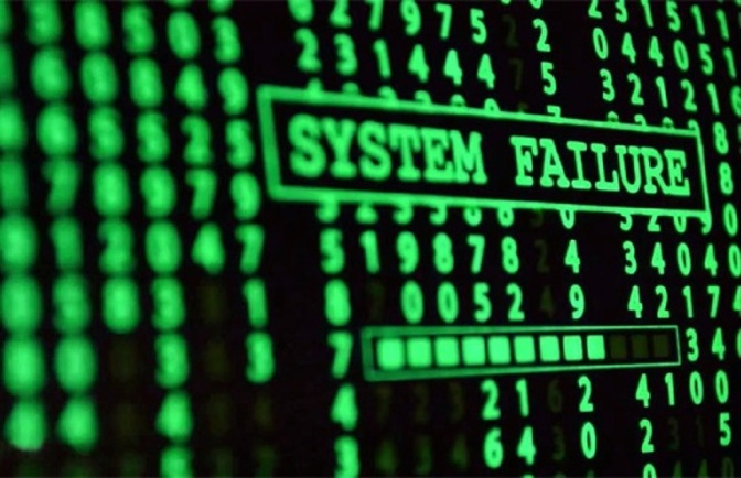System Failure – Waking Up in the Matrix