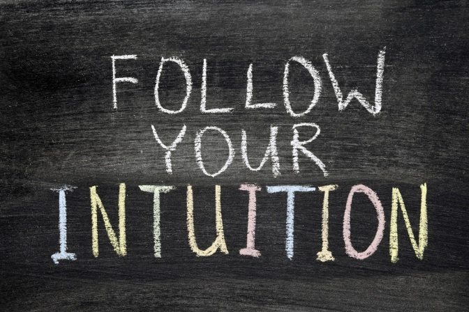 How You Can Develop Profound Intuition (3)