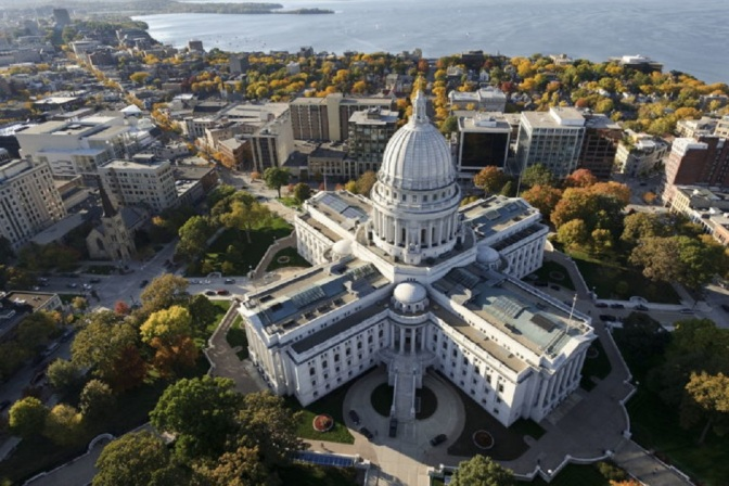 This Wisconsin City Just Committed To 100% Renewable Energy