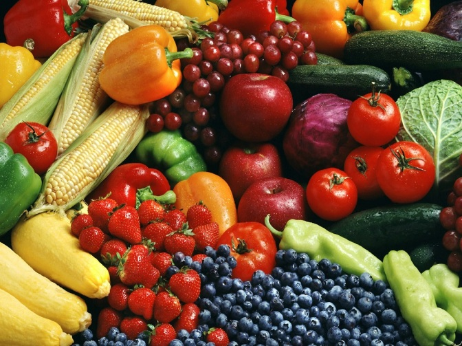 The Top 40 Disease-Fighting Fruits & Vegetables Revealed
