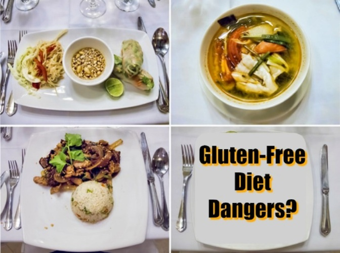 Gluten-Free Diet Can Expose You to More Heavy Metals Like Mercury