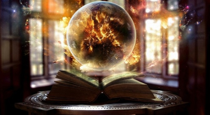 A 'Magic Book' as a True Master of Your Life
