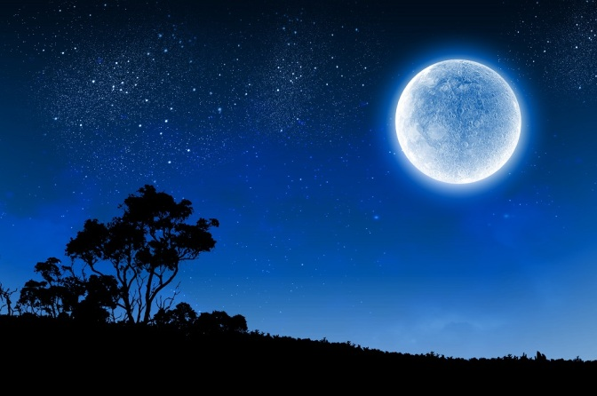 The Full Moon in Virgo – When Spirit Awakens
