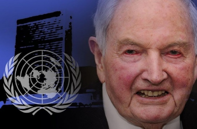 Billionaire Banker David Rockefeller Dies At The Age Of 101