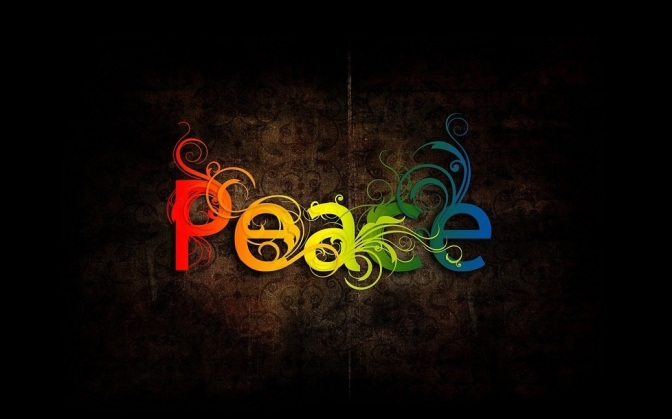 Restoring the Peace