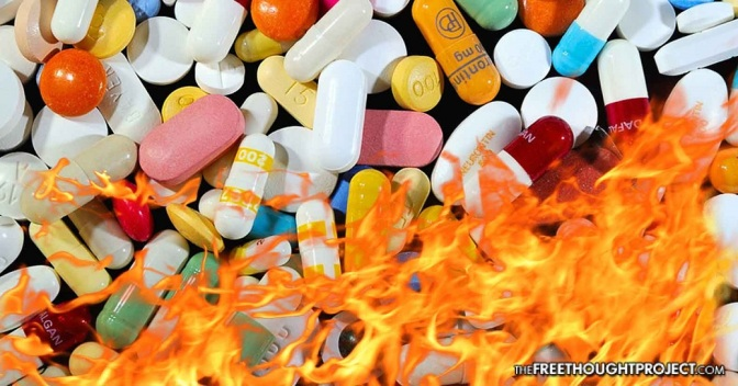 Leaked Email Shows Big Pharma Conspired to Destroy Cancer Medicine for 4,000% Profit Increase