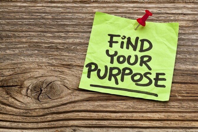 10 Questions to Help You Find Your Purpose, Get Out There, and Change the World