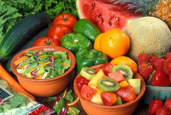 The Reason Why Fruits and Vegetables Are a Superpower Against Hypertension