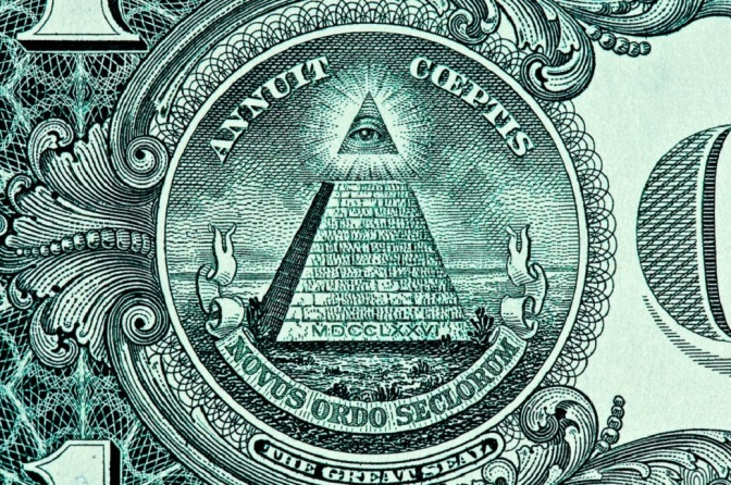 Money and U.S. Dollar Occult Symbolism