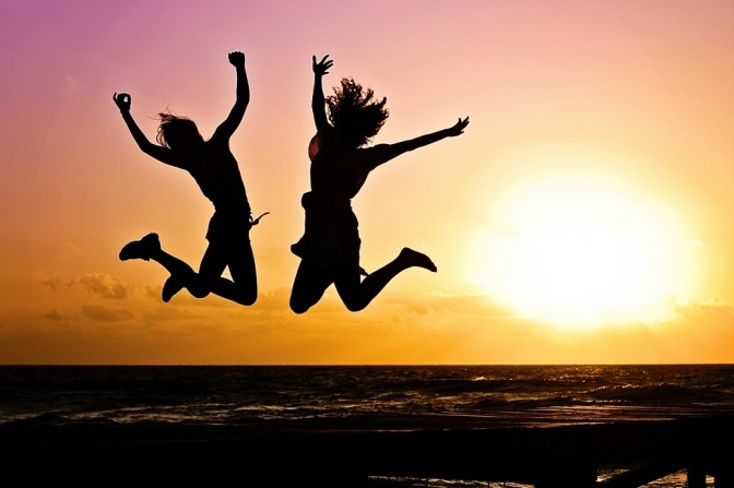 80-Year Study Shows Happiness Is The Driving Force In Our Health